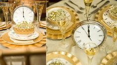 5 Stylish New Year's Eve Party Schemes