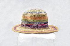 剛剛逛 Pinkoi,看到這個推薦給你:情人節禮物 限量一件 手工編織棉麻帽/編織帽/漁夫帽/草帽/草編帽 - 原味的繽紛彩虹夏天 漸層冰淇淋棉麻帽 - https://www.pinkoi.com/product/BTSZd3Sw?utm_source=Android&utm_medium=product&utm_campaign=Pinterest