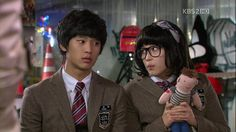 Otto spotted on Dream High