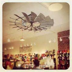 wind mill ceiling fan