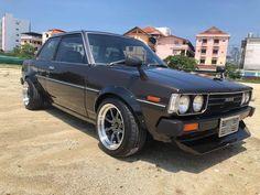 Classic Car News – Classic Car News Pics And Videos From Around The World Corolla Ke70, Toyota Corolla, Tuner Cars, Jdm Cars, Toyota Cars, Custom Cars, Old School, Dream Cars, Classic Cars