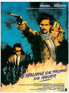 8 Million Ways to Die (French)