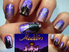 Aladdin Nails