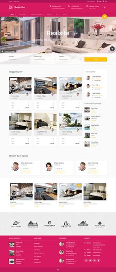 15 New Best Responsive Premium Themes 1st #April 2015 for Inspiration: #website #design