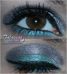 Eye Make Up - Datum: 19.09.2011  http://talasia.blogspot.de/2011/11/amu-benecos-natural-baked-colours.html