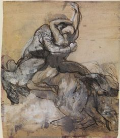Slideshow:Rodin's Drawings at National Gallery of Denmark by Samuel Spencer (image 1) - BLOUIN ARTINFO, The Premier Global Online Destination for Art and Culture | BLOUIN ARTINFO