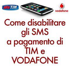 """I servizi """"Lo Sai"""" e """"Chiama Ora"""" di Tim ora costano 1,90 euro ogni quattro mesi. Per quelli analoghi di Vodafone, """"Chiamami"""" e """"Recall"""", sono addebitati 6 centesimi solo nei giorni in cui sono stati utilizzati almeno una volta. ECCO COME DISABILITARLI http://bit.ly/disabilitaresmsTimVodafonepagamento"""