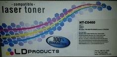 LD PRODUCTS Laser Toner NT-C0460 or TN-460
