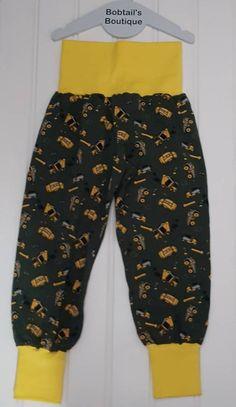 Harem Pants, Trousers, Belted Shirt Dress, Etsy Uk, Green Fabric, Handmade Clothes, Toddler Outfits, Elegant Dresses, Boho Dress