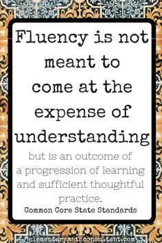 Teachers and parents of elementary math students (especially 3rd and 4th grades!), there is a difference between memorizing math facts and knowing math facts.  When kids learn multiplication facts through playing games, for example, their brain's natural tendency to become more efficient will move those facts into long-term memory and allow students to recall the answers quickly. Rote memorization can lead to students having facts memorized one school year and forgotten the the next. Multiplication Facts, Math Facts, Math Quotes, Common Core Math Standards, Teaching Math, Creative Teaching, Math Practices, Basic Math, Playing Games