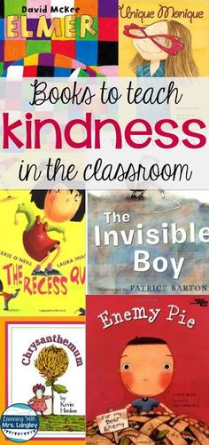 Using stories or literature to teach character traits, such as kindness, is  beneficial to students. Students are able to better understand what kindness looks and feels like after experiencing a story about it. When characters experience certain things in a story, the book's events can be discussed with students and traits such as kindness can be pulled out and elaborated on. Stories are always able to provide context for character traits, which in turn help students' understanding of them.
