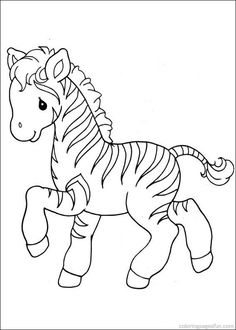 Precious Moments Coloring Pages 12