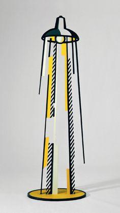 Lichtenstein.jpeg (451×800) #LampIllustration