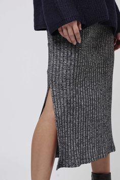 Photo 5 of Salt and Pepper Tube Skirt