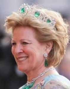 Queen Anne-Marie, born a Princess of Denmark and became Queen of Greece upon marriage.
