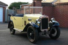 1933 Austin 7 (four seat)