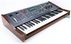 "Moog Opus-3 | Vintage Synth Explorer"""