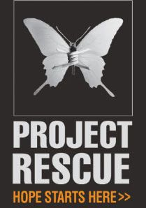 Project Rescue is a ministry to women and children in sexual slavery focused on providing physical, emotional and spiritual rescue and holistic restoration.