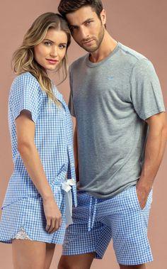 Mens Fashion Vintage #MensFashionStyleNames Info: 6029909995 Big Men Fashion, I Love Fashion, Fashion Design, Fashion Vintage, Summer Pajamas, Night Suit, Matching Pajamas, Lingerie, Family Outfits