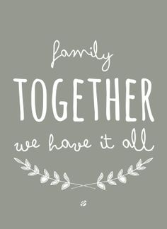 Together FREE PRINTABLE
