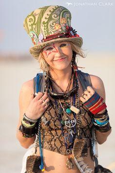 burning man 2013 cargo cult black rock city playa jonathan clark mad hatter #burningman