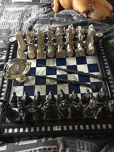 harry potter chess set view more on the link http