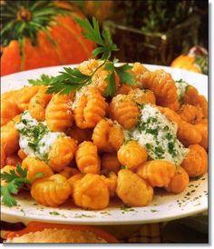 Para hoy unos sabrosos ñoquis de calabaza!  http://www.koolg.net/pastas/noquis-de-calabaza-2.html