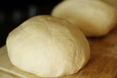 Homemade Pizza Dough - The only pizza dough recipe you will ever use again! So easy!