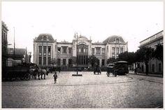 Largo São Francisco, 1918  Antigo e Belo