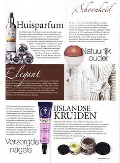 Happinez 2012 - March 2012 (The Netherlands) ♥ Sóley Organics
