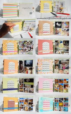 art scrap & more: MINI: a Summer Diary (IV) - the wrap up☀