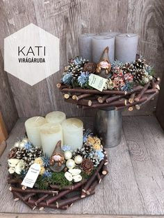 Christmas Advent Wreath, Burlap Christmas, Christmas Svg, Winter Christmas, Christmas 2019, Xmas Decorations, Wedding Decorations, Deco Floral, Xmas Gifts