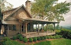 Country Girl at Home.......dreaming of living in a log cabin in the country!