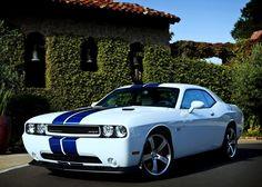 Dodge Challenger #dodge #challenger #muscle #car #speed #racing #stripe #beyercdjr #morristown #newjersey #nj