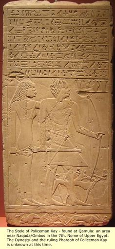 Ancient Egypt: The old kingdom to the Middle kingdom