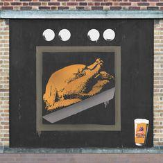"Read more: https://www.luerzersarchive.com/en/magazine/print-detail/bankss-beer-66614.html Banks's Beer Urban graffiti campaign for Banks's brewery ""sprayed"" onto a disused office block in Wolverhampton, turning it into the UK's biggest advent calendar featuring 25 original artworks. Tags: Big Al's Creative Emporium,Martin Gillan,Richard Pursey,Banks's Beer,Tom Burnay,Stefan Jones"