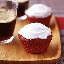 Red Velvet Weight Watchers Cupcakes