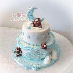 Torte decorate con pasta di zucchero per ogni evento: compleanno, battesimo, comunione, laura...