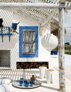 6 Imprescindibles para tener una terraza de estilo #mediterráneo #hogarhabitissimo #ibicenco