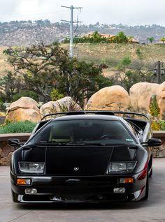 Lamborghini Diablo. There is no other lambo
