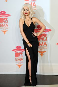 MTV EMAs 2013: Rita Ora