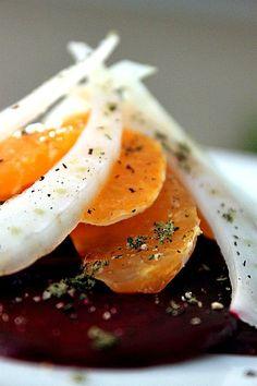 Fennel salad, Fennel and Orange on Pinterest