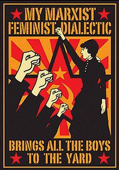My marxist feminist