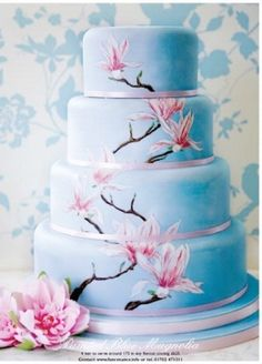 beautiful wedding cake by diane.smith