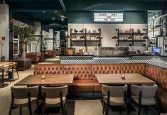 MaMa Kelly: ristorante in stile raw in una ex fabbrica di Den Haag