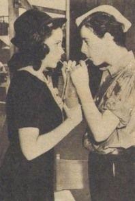 Judy Garland and Freddie Bartholomew