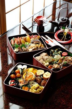 Find out WHAT THE LOCALS EAT BEFORE YOU TRAVEL See what food is eaten in JAPAN such as Osechi: Japanese foods prepared for New Year's. Get the facts at http://www.allaboutcuisines.com/local-food/japan . #Travel Japan #Japanese Food #Japanese Recipes #japantravel