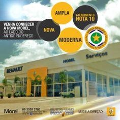 Morel - Inauguração