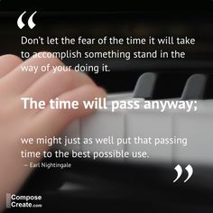 Inspiring Quotes for Musicians from Compose Create
