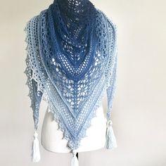 Shawl Patterns, Afghan Crochet Patterns, Crochet Chart, Crochet Edgings, Loom Patterns, Crochet Motif, Crochet Lace, Hairpin Lace, Crochet Scarves